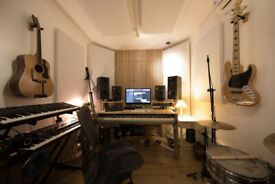 Soundproofed Music Production / Recording Studio [Long-term]