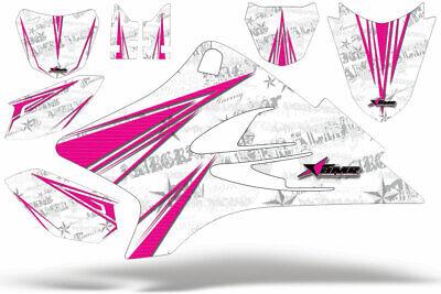 Dirt Bike Graphics Kit Decal Sticker Wrap For Yamaha TTR50 2006-2018 CONTENDER-P