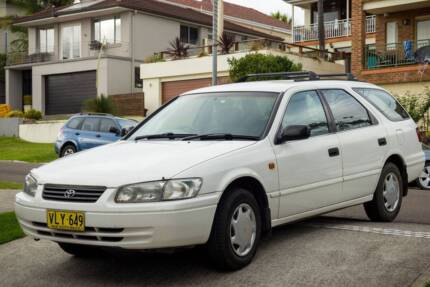 1998 Toyota Camry Wagon Curl Curl Manly Area Preview