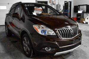 2013 Buick Encore LEATHER AWD CUIR TOIT MAGS