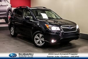 2015 Subaru Forester Touring AWD *** ONLY 89$ / WEEK ALL INCLUDE