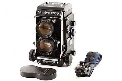 "Пленочные фотокамеры ""EXC"" MAMIYA C330S TLR"
