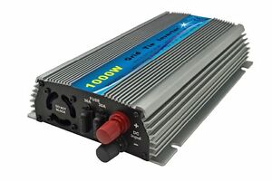 1000W-solar-power-on-grid-tie-inverter-20-45V-DC-to-AC-230V-Pure-Sine-Wave