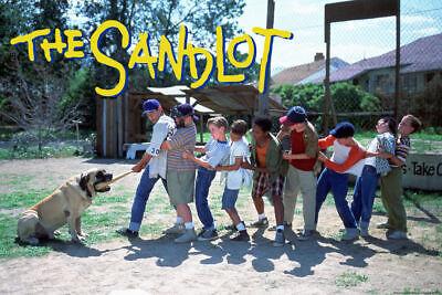 THE SANDLOT - MOVIE POSTER - 24x36 - 1743