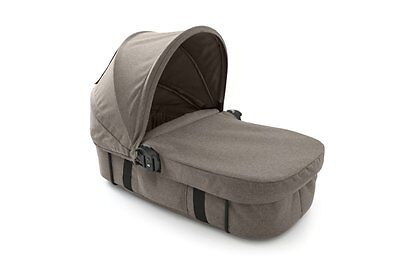 Baby Jogger City Select LUX Pram Bassinet Kit in Taupe - New