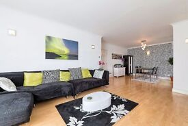 A stunning two bedroom apartment is located on the fourth floor of Rainbow Quay with fantastic views