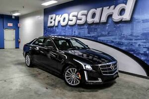 2014 CADILLAC CTS SEDAN AWD LUXURY AWD Luxury 3.6L