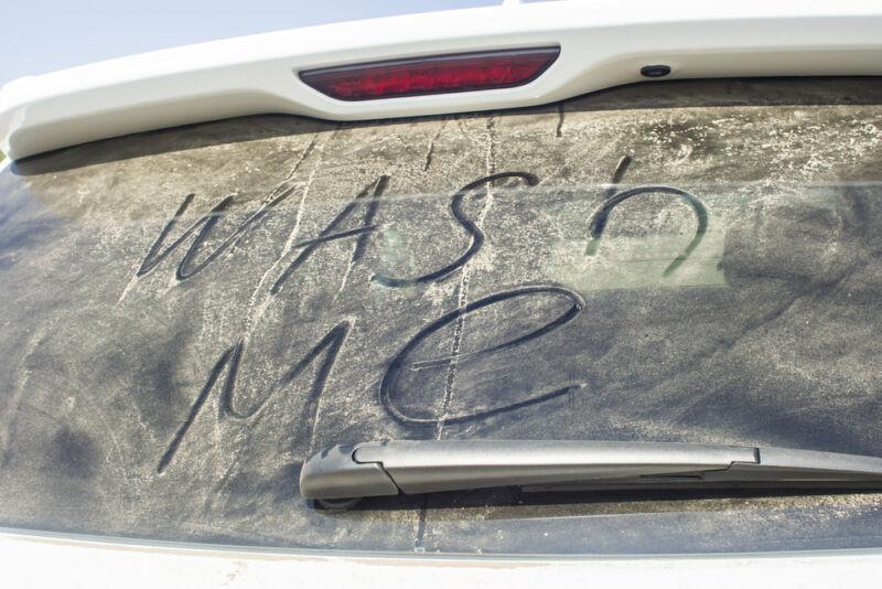 Your car deserves a good spring clean