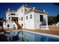 SPAIN- BEAUTIFUL 3 BED LUXURY VILLA FOR HOLIDAY RENTAL
