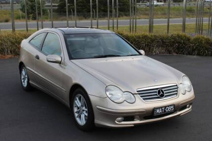 2002 Mercedes-Benz C180 Coupe Glenorchy Glenorchy Area Preview