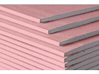 Plasterboard Standard/Fireline/Moisture - [9.5mm , 12.5mm , 15mm] - BULK DEALS