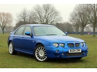 2004 MG ZT 2.5 V6 190+ LOW MILES FULL HISTORY GREAT EXAMPLE OWNED BY MEMBER OF MG CLUB ROVER 75