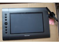 Huion H610 Large Grahic Tablet, Aprox A4 drawing space, Good condition, little used