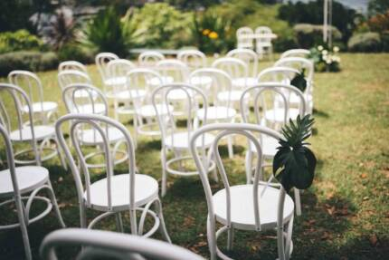 white bentwood chair hire party hire gumtree australia perth