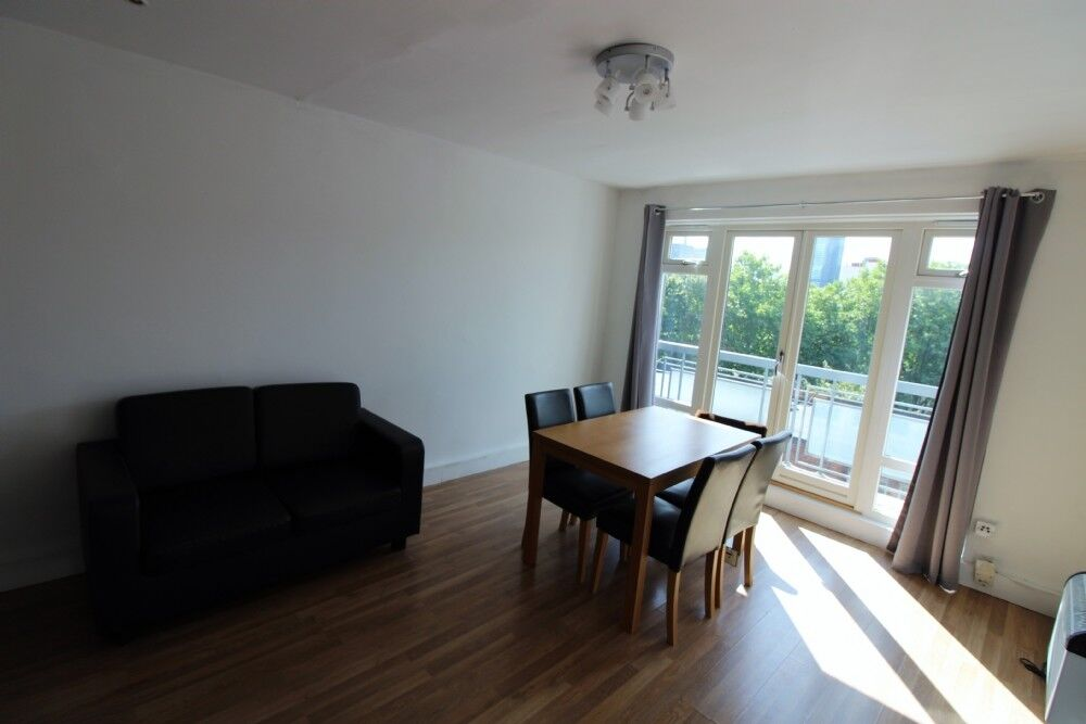 3 bedroom flat in Purchese street, Euston, NW1