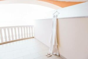 Wedding Dress - Paloma Blanca, Mikaella, Size 0