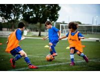 Finchley Football Academy (we need a young volunteer coach)