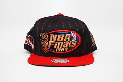 56b5e13174a3 Chicago Bulls Mitchell and Ness Michael Jordan NBA 1996 NBA Finals