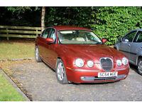 2005 Jaguar S Type Diesel 12 Months MOT 40+MPG Low Mileage