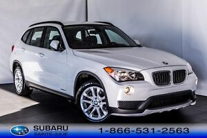 2015 BMW X1 XDrive28i *** ONLY 94$ / WEEK ALL INCLUDED 0$ CASH