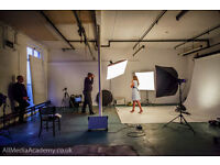 Large Art Studio for Hire, 100 sq m, Belfast - Photography, Video, Workshops and more
