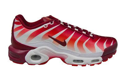Mens Nike Tuned 1 Air Max Plus TN SE *RARE* - AQ0237101 - White Team Red Trainer   eBay