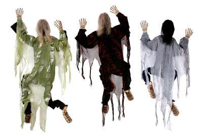 Zombie Klettern Dead House Innen Außen Halloween Kostüm Dekoration (Kletter Halloween Kostüme)