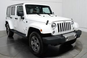 2017 Jeep WRANGLER UNLIMITED TOW PACK