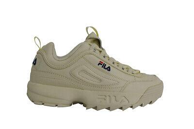 1998 fila zapatillas Marrone
