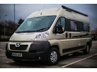 Autocruise - Rhythm - Anniversary model - Immaculate - Peugeot Boxer - Long wheel base - Campervan