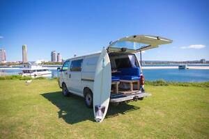 Toyota Hiace, CamperVan, MiniVan, Minibus, Backpacker Car, Camper Robina Gold Coast South Preview
