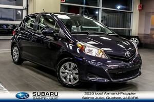 2014 Toyota Yaris LE 5P *** ONLY 46$ / WEEK ALL INCLUDED 0$ CASH