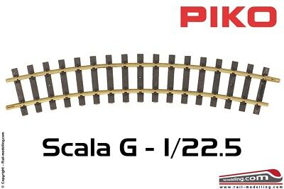 Piko 35213 - Track Curved G-R3 920 mm 30° Scale G 1: 22,5 Gauge 45mm for sale  Shipping to Ireland