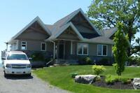 Cottage for rent on Wolfe Island