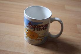 Adventure Time Mug, £5
