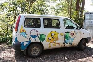 1997 Toyota Townace Van/Minivan Raleigh Bellingen Area Preview