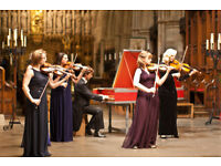 Concert ushers needed - Friday 7 October, Leicester Cathedral
