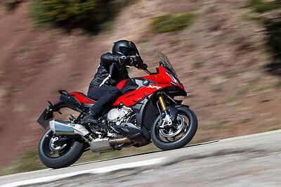 Das Abenteuer-Bike von BMW: S 1000 X. (© BMW)