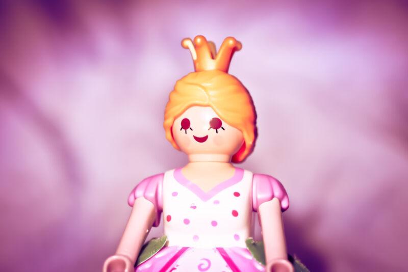 Playmobilfiguren sind auch bei Mädchen beliebt (Jessica Lucia (CC BY-NC-ND 2.0))