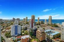 BREAK LEASE! ONE BEDROOM PENTHOUSE! SURFERS PARADISE! Surfers Paradise Gold Coast City Preview