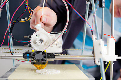 3D printers are not simplistic machines