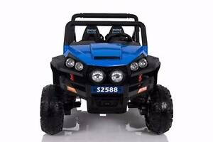 Replica Polaris Ranger RZR 900 Blue 12v Ride On Car Jeep 4WD SALE Perth Perth City Area Preview