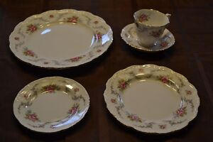 ***NEW Price****Royal Albert Dishes - Tranquility pattern