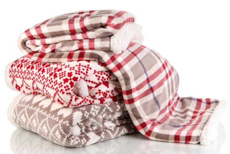 the 10 best warm blankets for winter ebay. Black Bedroom Furniture Sets. Home Design Ideas