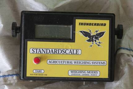 Thunderbird Standard Cattle Weight Scales Gympie Gympie Area Preview