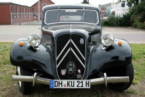 Citroën Traction Avant 11 CV B Normale