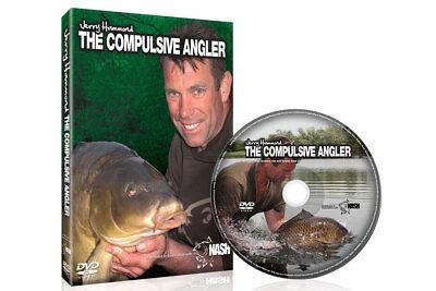 Jerry Hammond The Compulsive Angler DVD