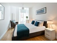 **Slick & Stylish serviced 1 bedroom Kensington - Wifi, Maid Service, All Bills included! Book Now.