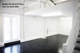 New Artist, Workshop, Creative Studios, Office and Desk Spaces available in South & East London