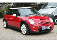 Mini Cooper S (R53) 2002 - Glass Pano Roof, Xenons, 92k miles
